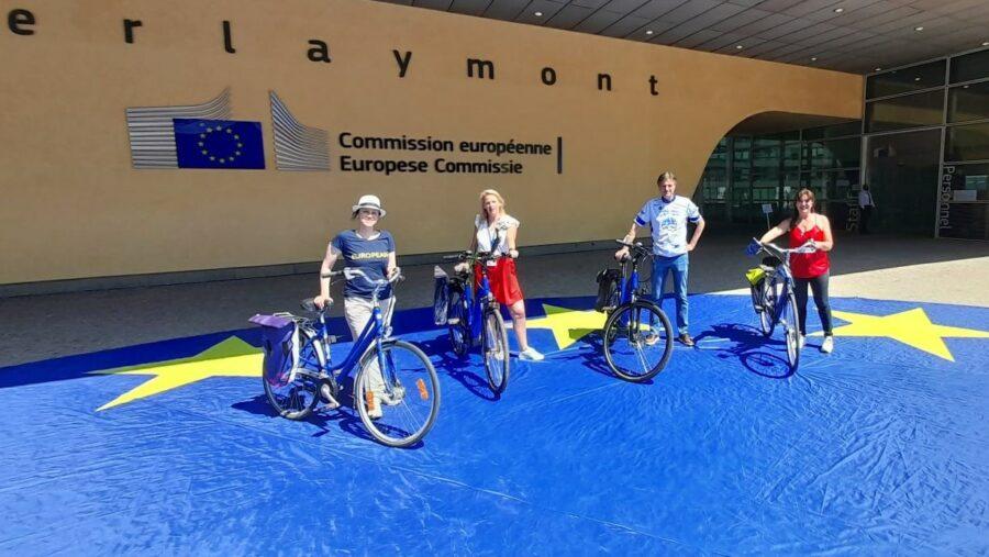 De Europese Commissie in België
