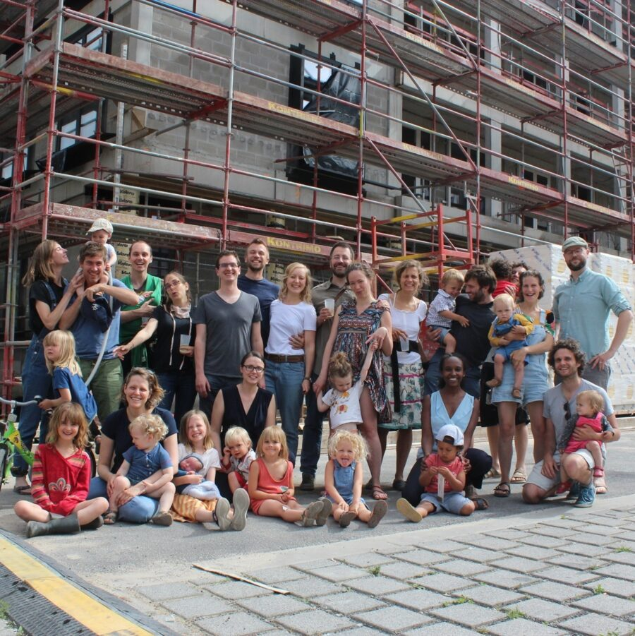 La Fondation Habitat Groupé Tivoli